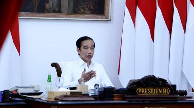 Jokowi Tak Terima Dianggap Mencla-Mencle