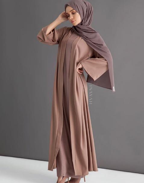 Trend 50 Model Baju Gamis Terbaru 2017 Elegan Simple Stylish