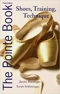 The Pointe Book - a pointe soe fitting guide