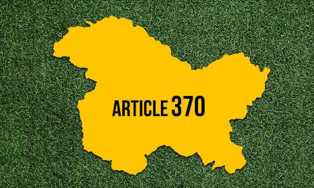 अनुच्छेद 370 में बदलाव पर कांग्रेस में बगावत के हालात - newsonfloor.com