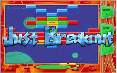 Just Breakout - Jeu de Casse-Briques sur PC