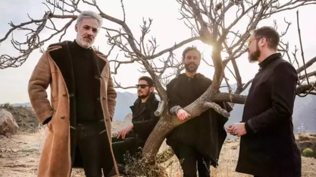 """Descubre las influencias británicas en """"Heights"""" el debut de Los Ciervos musica chilena música chilena"""