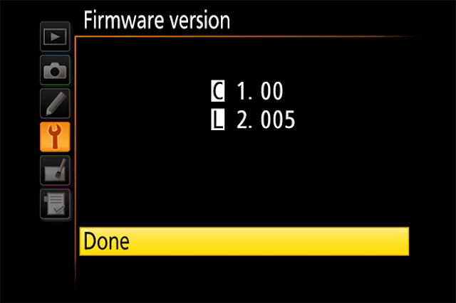 How to Update Firmware on Nikon DSLR