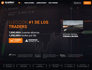 Reseña del broker IQOption