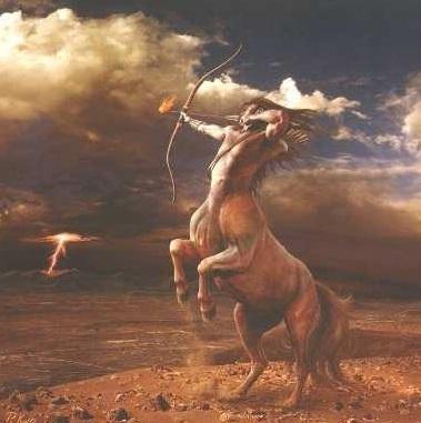 centauro quiron mitologia griega
