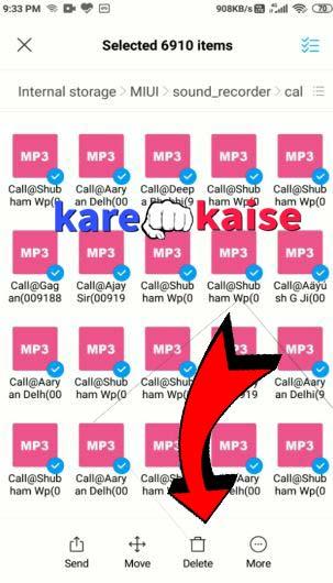 call-recording-delete-kaise-karte-hai