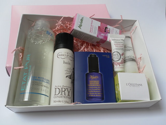 A picture of The Skincare Stars Latest in Beauty Box