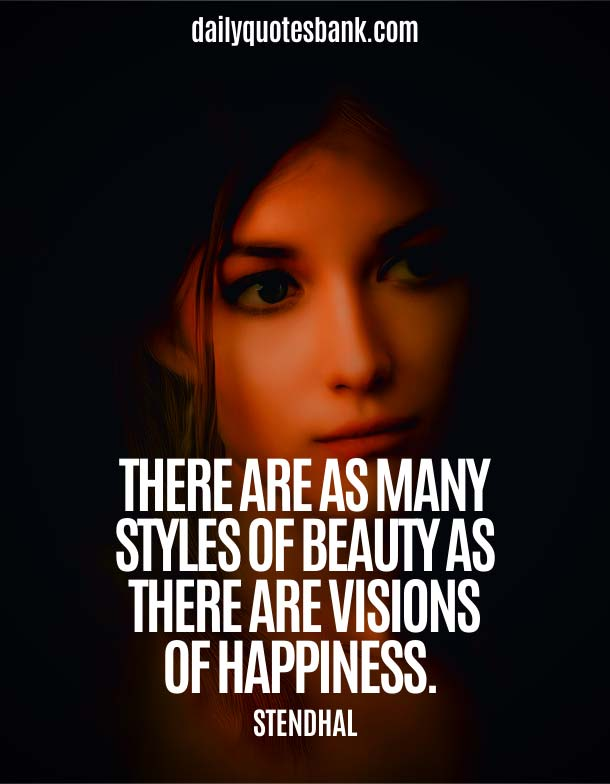 Wisdom Quotes About Beauty Of Girl and Woman