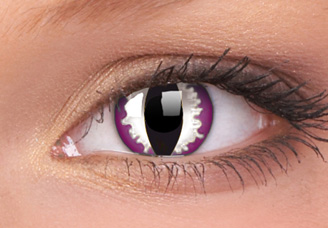Halloween giveaway ! Win Purple Dragon lenses :) closed- congrats Nora!