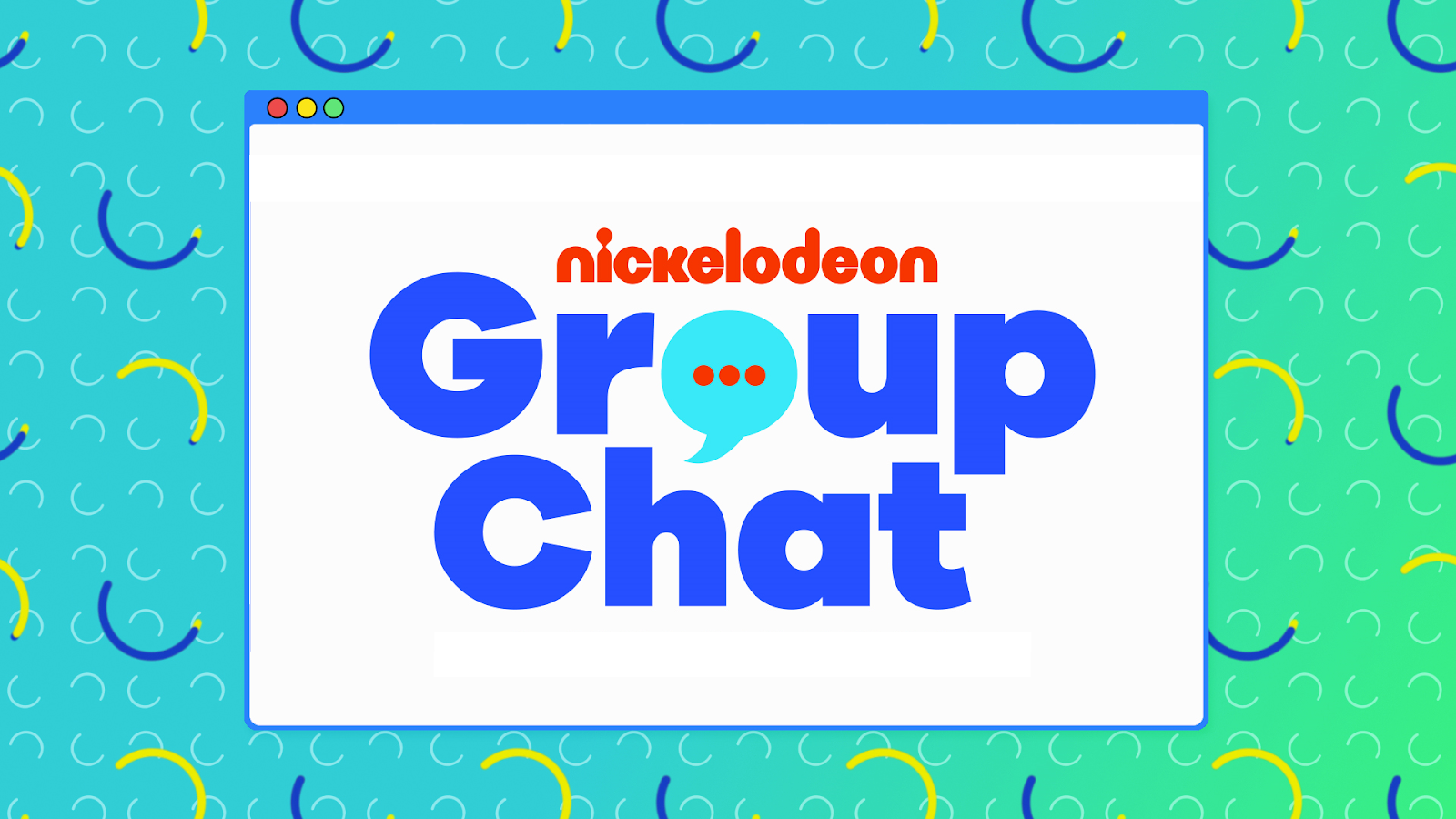 Nickelodeon UK to Premiere 'Group Chat' on Monday 30th November 2020