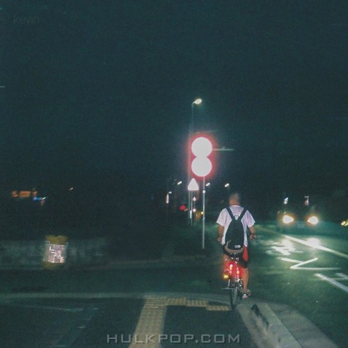 KEVIN – 혼자 걸을 때 (1st Digital Single)