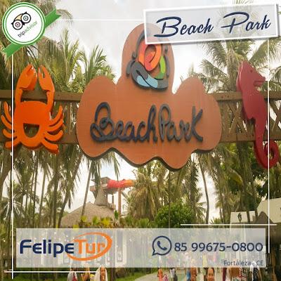 traslados provativos do beach park para cumbuco