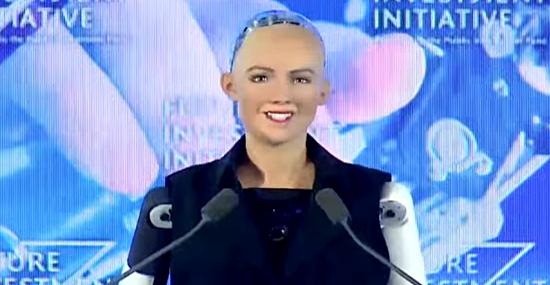 Robô que queria destruir o mundo agora quer ter família e filhos - Capa