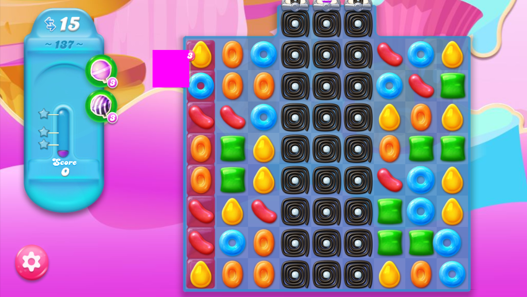 Candy Crush Jelly Saga 137