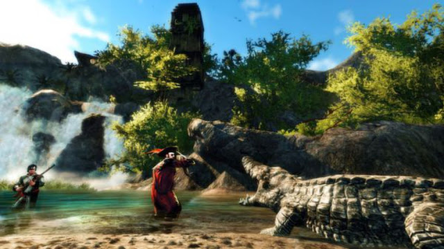 Risen 2 Dark Waters Gold Edition