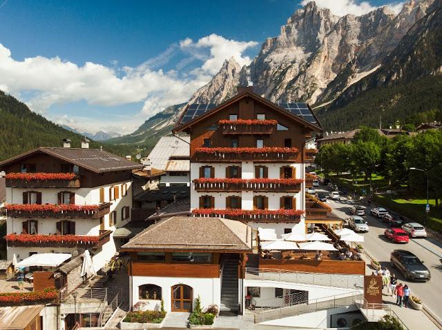 hotel per escursionisti montagna
