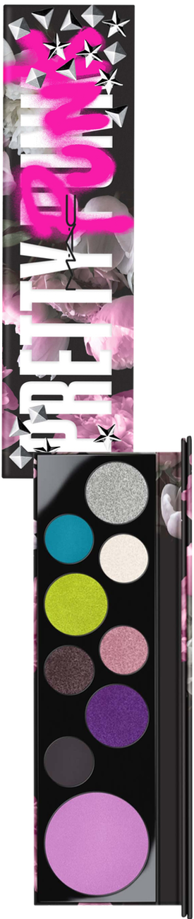 M·A·C Girls Pretty Punk Palette