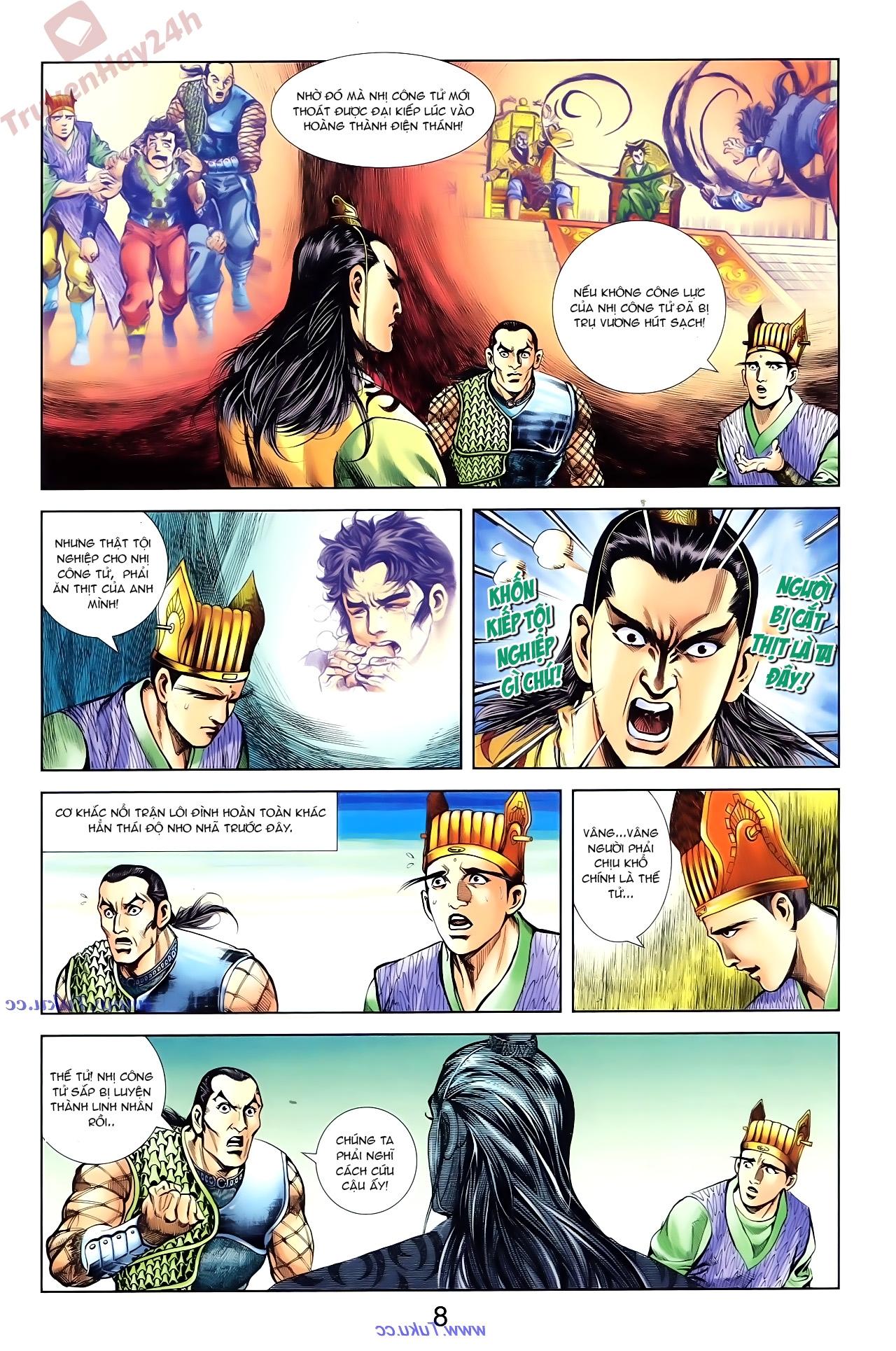 Cơ Phát Khai Chu Bản chapter 75 trang 19