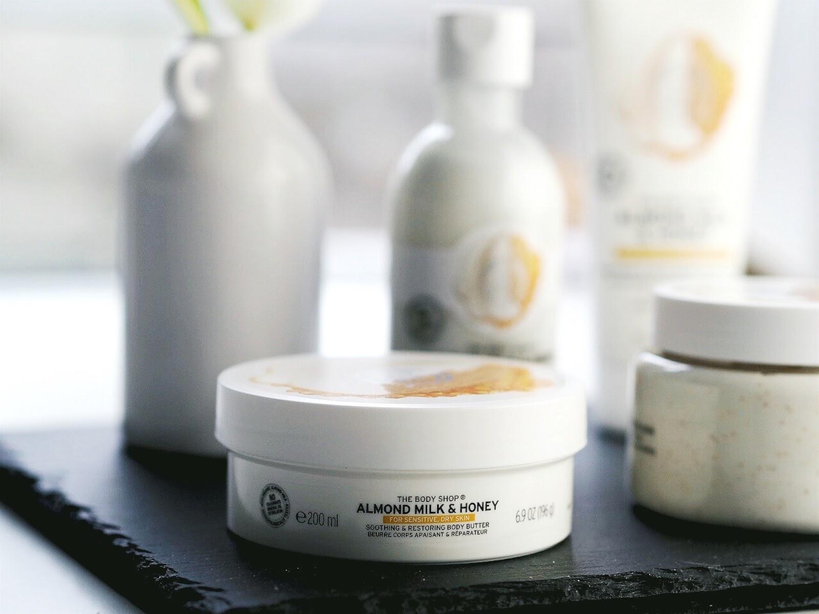 body cream for sensitive skin