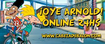 ¡Oye Arnold! online