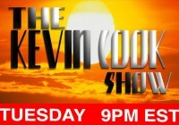 Guest on Kevin Cook Show 7-26-16