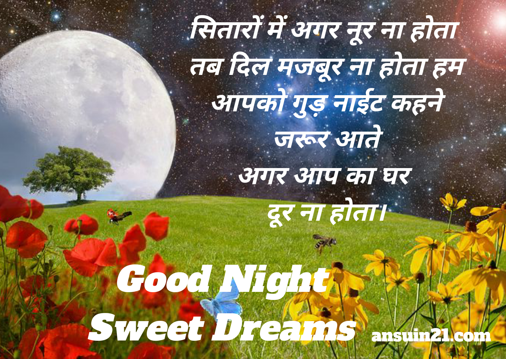 Best Good Night Hindi wishes, Status, sms, Images, best romantic good night hindi wishes, quotes, images,