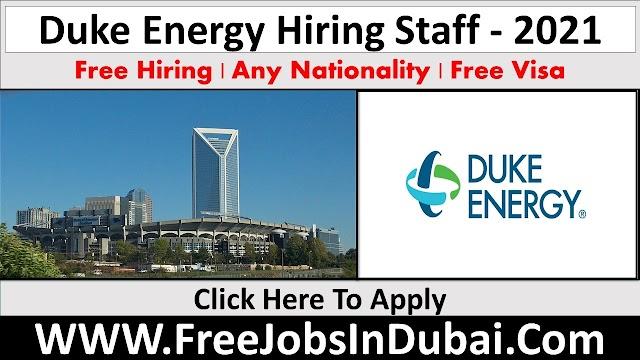 Duke Energy Careers Jobs Vacancies 2021