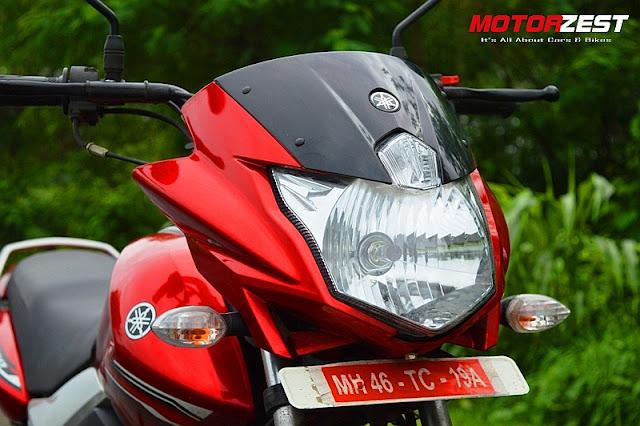 Yamaha Saluto 125 Review