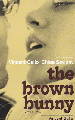 The Brown bunny plakat Vincent Gallo