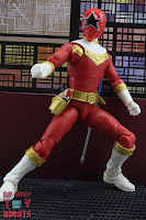 Power Rangers Lightning Collection Zeo Red Ranger 19