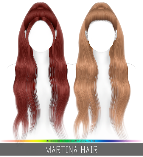 MARTINA HAIR (PATREON)