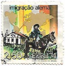 Selo Imigração Alemã