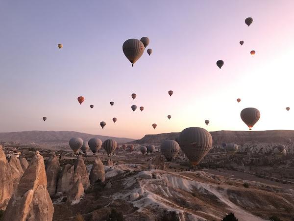 Menemukan Edensor di Cappadocia, Turkey