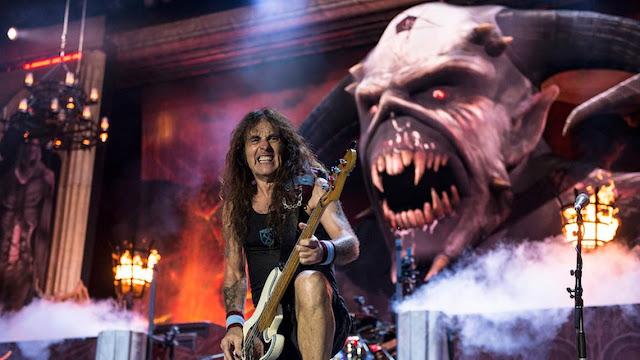 "Steve Harris: ""acusar o Iron Maiden de ser uma banda satânica foi ridículo"""