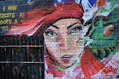 Hozier Lane Street Art | Bombg