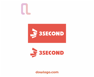 Logo 3Second Vector Format CDR, PNG