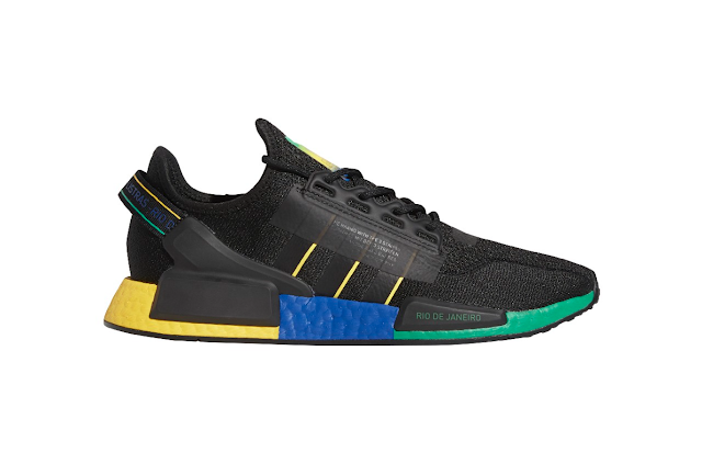 Adidas ra mắt NMD R1 và UltraBOOST chủ đề thành phố