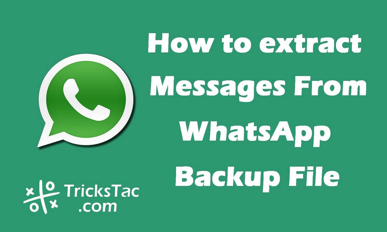 Iphone Backup Viewer Whatsapp