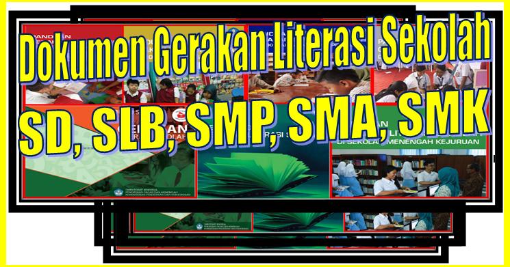 Panduan Gerakan Literasi Sekolah Sd Slb Smp Sma Dan Smk Sd Negeri 1 Asemrudung