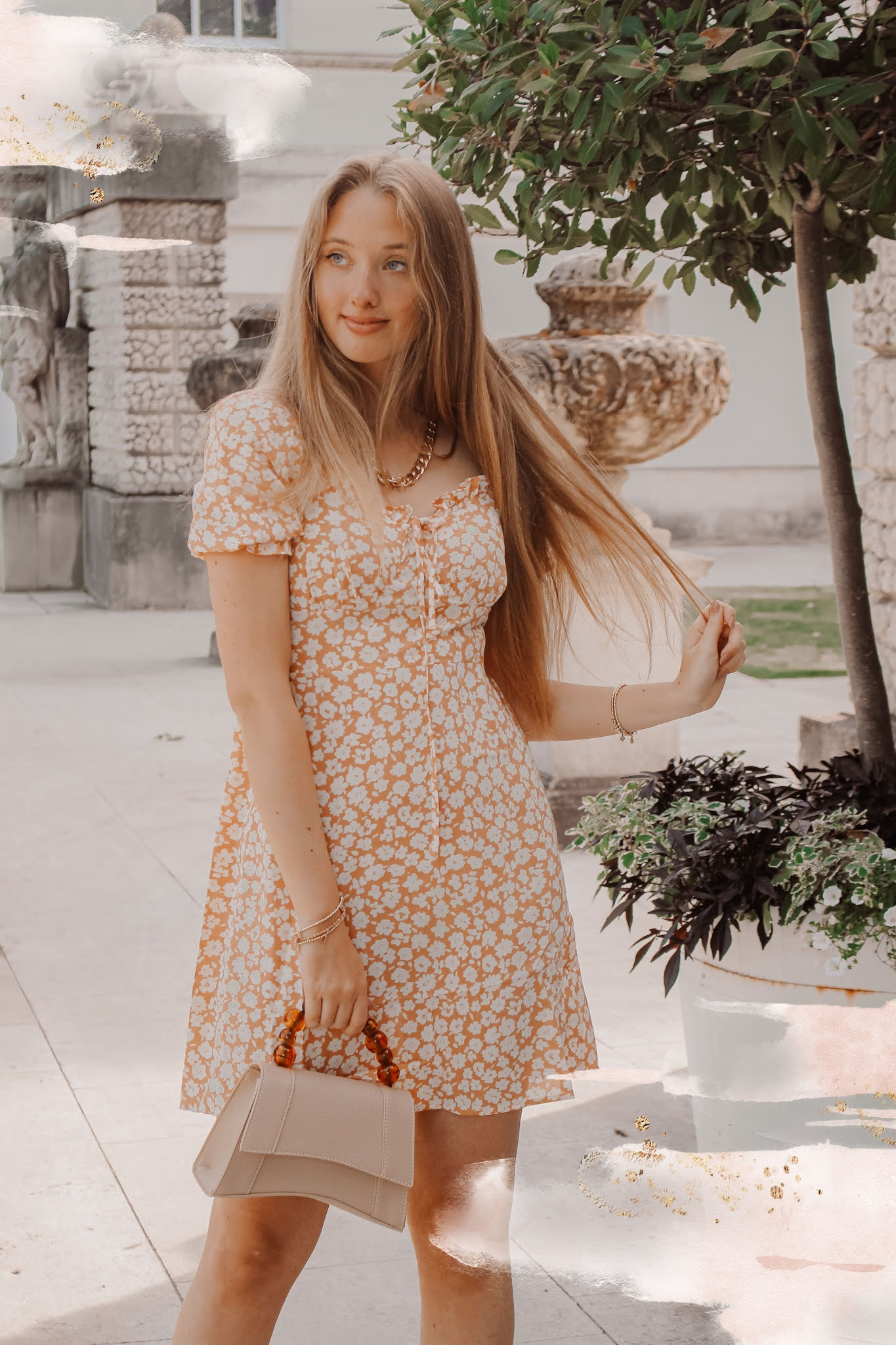 pretty little summer dress