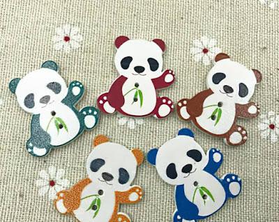 Tạo nút Gấu trúc-Panda giải trí trên web/blog
