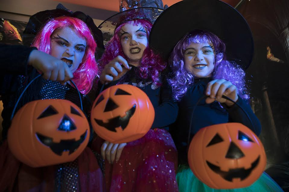 Halloween Sendaviva