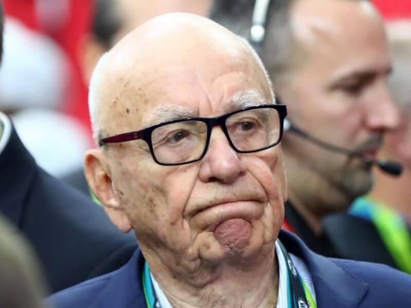 Kerugian Rupert Murdoch