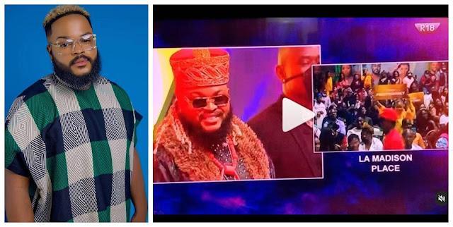 #BBNaija Watch the Moment Whitemoney was announced the Winner of the BBNaija season 6 finale  (Video)