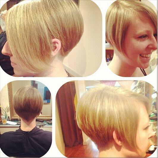 easy bob haircuts women