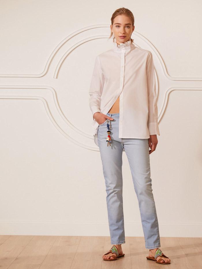 camisas de mujer primavera verano 2021 moda 2021