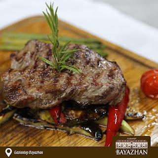 bayazhan restaurant gaziantep ramazan 2019 iftar menüleri