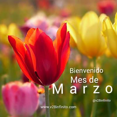 Imagen Imágenes bienvenido Marzo