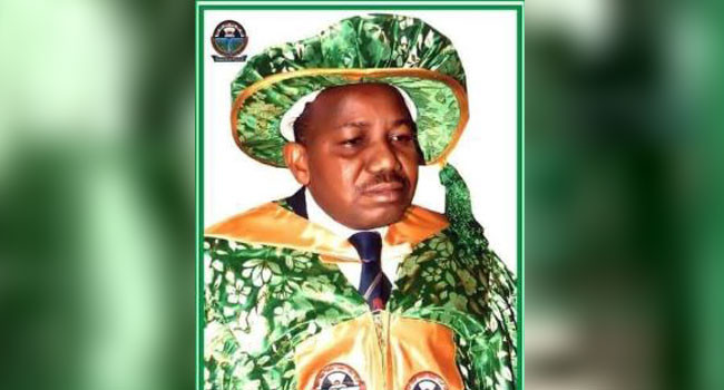 Benue State University Deputy Vice Chancellor Dies From Coronavirus