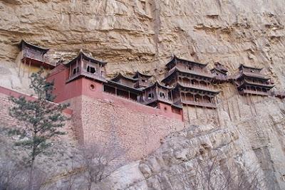 เขาเหิงซานเหนือ (Mount Heng: Heng Shan) @ www.paulchong.net